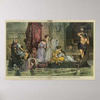"""""""O tributo poster ao Minotaur"""""""