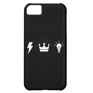 O trio dourado 01 capa para iPhone 5C