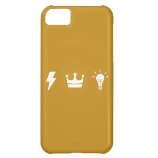 O trio dourado 02 capa para iPhone 5C