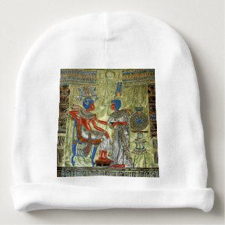 O trono de Tutankhamon Gorro Para Bebê