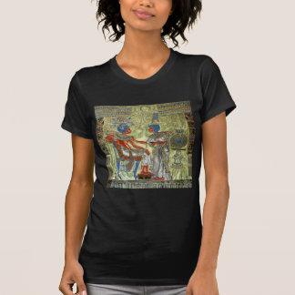 O trono de Tutankhamun Camiseta