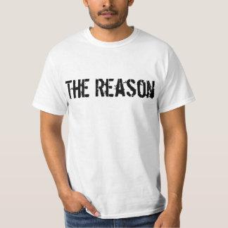 O tshirt das produções da razão