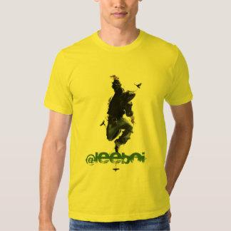 O tshirt de LeeBoi do B-Menino personaliza # e