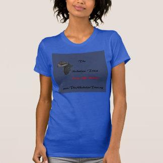 O Tshirt dos azuis marinhos da confiança de