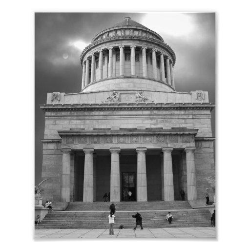 O túmulo de Grant Impressão De Fotos