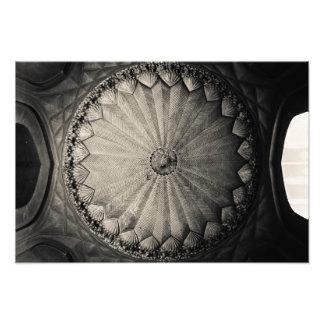 O túmulo de Humayun Impressão De Foto