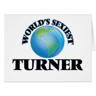 """O Turner o mais """"sexy"""" do mundo Cartao"""