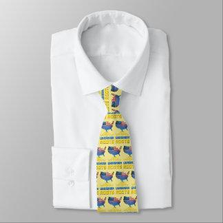 O ucraniano americano enraíza a gravata