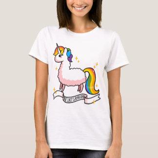 O último Llamacorn Camiseta