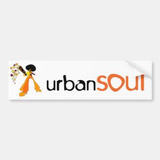 o urbanSoul funk-vai autocolante no vidro traseiro Adesivo Para Carro