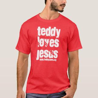 """O """"ursinho ama camisa de Jesus"""""""
