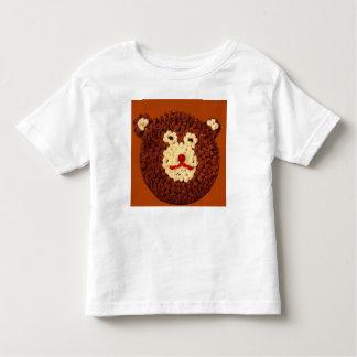 O ursinho caçoa a camisa t-shirt