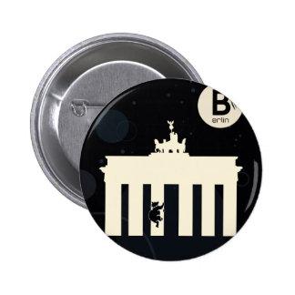 O urso em Berlim - Brandenburger baliza Botons