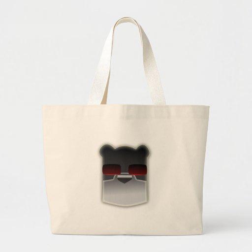 O urso inteligente bolsa para compras
