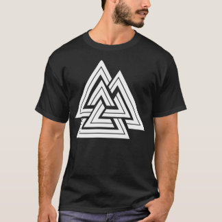 O Valknot Camiseta