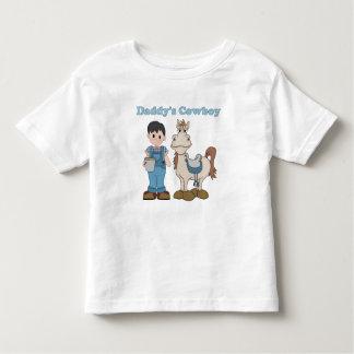 O vaqueiro do pai tshirts