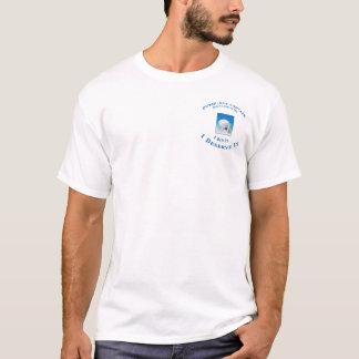 O veleiro parafusa acima a camisa