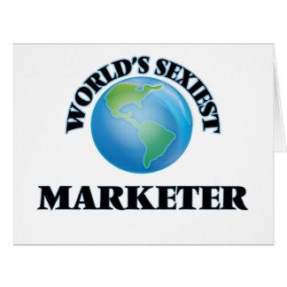 "O vendedor o mais ""sexy"" do mundo cartoes"