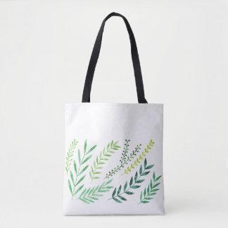 O verde deixa o bolsa