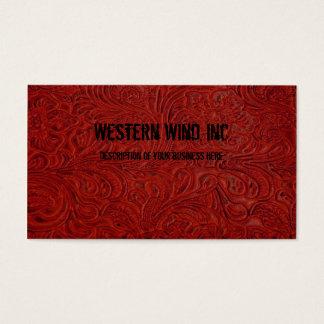 O vermelho utilizou ferramentas o cartão de visita