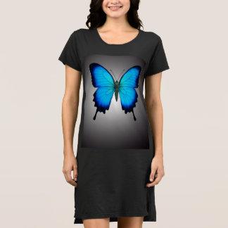 O vestido da camisa da borboleta de Papilio