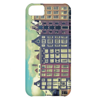 O vintage de Holland abriga capas de iphone Capa Para iPhone 5C