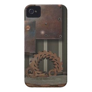 O vintage SteamPunk alinha o capa de iphone 4 das Capinha iPhone 4