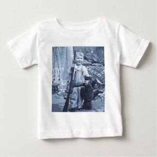 O vintage Stereoview do caçador do urso de ursinho T-shirts