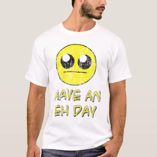 O vintage tem Eh uma camisa do dia