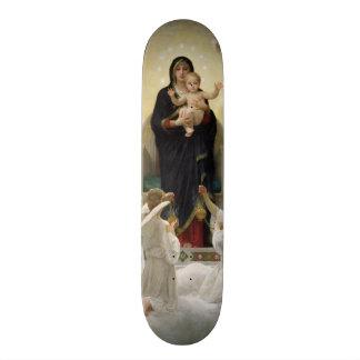 O Virgin com Anjo, 1900