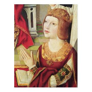 O Virgin dos reis católicos 2 Cartão Postal