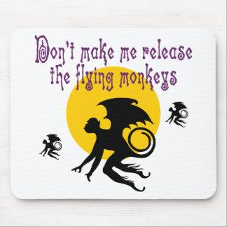 O vôo Monkeys Mousepad