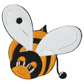 O vôo pequeno bonito Bumble a abelha bordada