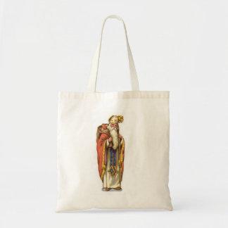 o vosso saco de Natal Sacola Tote Budget