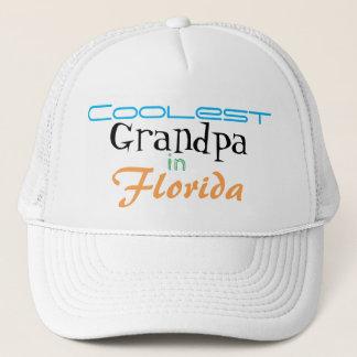 O vovô o mais fresco em Florida personaliza o Boné