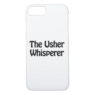 o whisperer do arrumador capa iPhone 7
