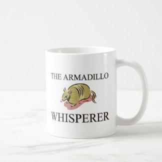 O Whisperer do tatu Caneca De Café