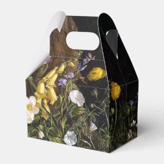 O Wildflower alpino do primavera floresce a caixa