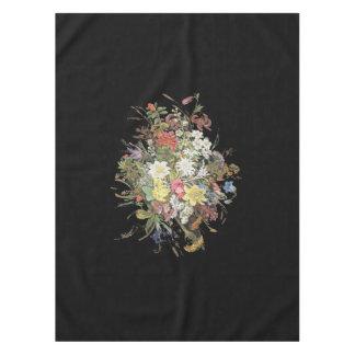 O Wildflower alpino floresce o Tablecloth floral Toalha De Mesa