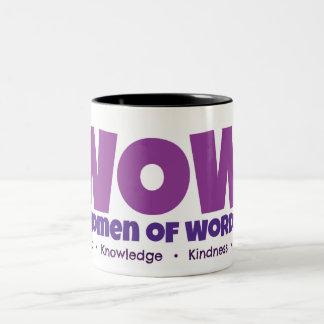 O wow Dois-Tonificou a caneca