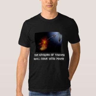 o wrath_of_god,    O REINO DE YAHWEH DEVE COM… Tshirts