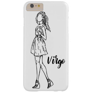 O zodíaco assina capas de iphone da forma do Virgo