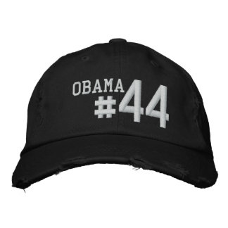 Obama 2012 boné bordado