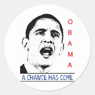 Obama Adesivo