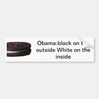 obama adesivo para carro