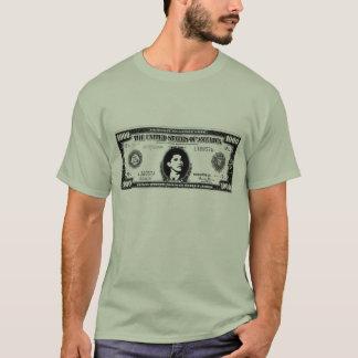 Obama $bill camiseta