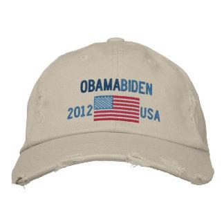 Obama/boné de beisebol 2012 de Biden