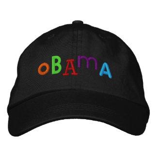 OBAMA bordou o chapéu Boné Bordado