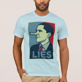Obama encontra-se camisa