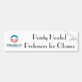 obama, professores dirigidos Pointy FO… - Personal Adesivo Para Carro